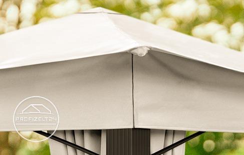 Stabile Softtop-Pavillons für den schnellen Aufbau