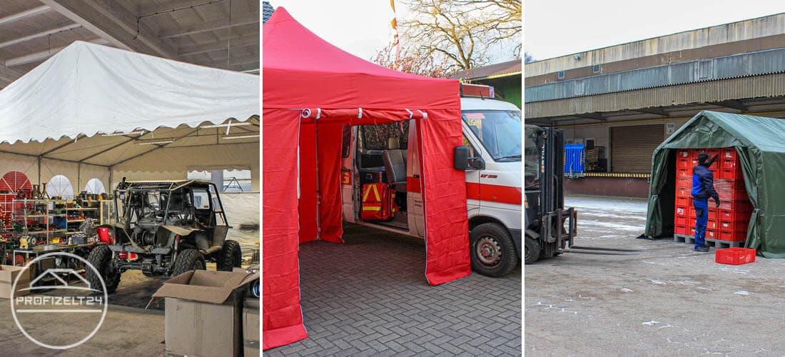 Wir lieben Zelte <3